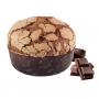 Panettone con pezzi di cioccolato senza canditi, 1 kg - Rossi 1947