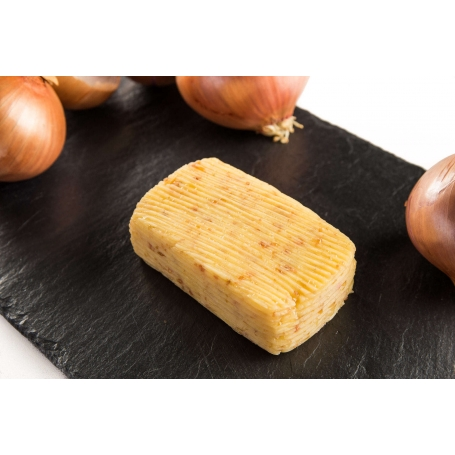 Burro de baratte alla cipolla rosa di Roscoff, 125 gr x 4 pezzi - Le Beurre Bordier - Burro Bordier