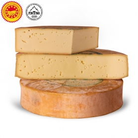 Fontina d'alpeggio DOP, 300 gr - Fromagerie Haut Val d'Ayas
