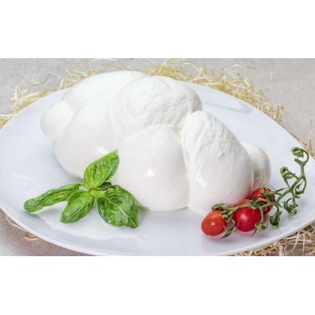 Tresse Fior di Latte, 1 kg - Lattai Ponticorvo