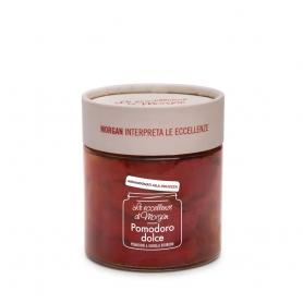 Pomodoro dolce e vaniglia Bourbon, 350 gr / 420 ml - La Giardiniera di Morgan