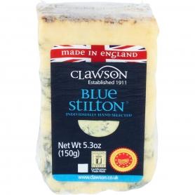 Blue Stilton PDO, 150 gr. - Clawson