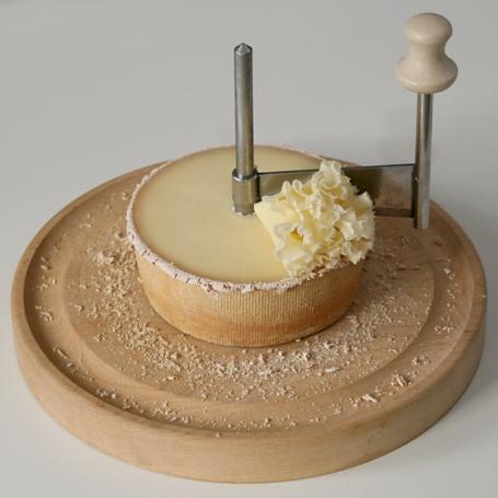 Girolle - Taglia formaggio per Tête de Moine