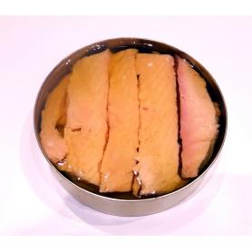 Filetti di Storione in olio di oliva, 525 gr - Astara