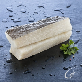 Baccalà dissalato (Lomo Especial), 2 Filetti da 500 gr cad (1 kg). - Giraldo - Altre conserve di mare