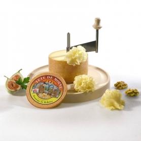 Tête de Moine + Girolle - Set completo formaggio con taglia formaggio - Home