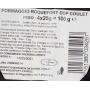 Roquefort AOP, monoporzione 25gr, confezione 4 pz - Gabriel Coulet