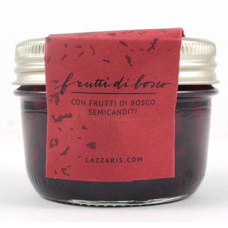 Mustard Berries, 250 gr - Lazzaris