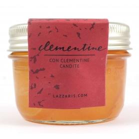 Mostarda di clementine candite, 250 gr - Lazzaris