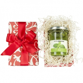Fresh Genoese Pesto Rossi - gift box 180 gr