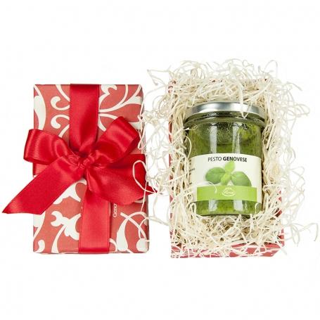 Genueser Pesto Rossi - gift box 180 gr