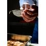 Foie gras di anatra au Torchon con fragoline di bosco in mostarda e pepe rosa, 150 gr - Fuà di Fabio Barbaglini
