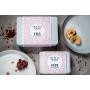 Foie gras di anatra au Torchon con fragoline di bosco in mostarda e pepe rosa, 150 gr - Fuà di Fabio Barbaglini - Anatra