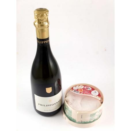Mont D'Or + Champagne Philipponat - Fondue Champenoise