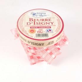 Burro d'Isigny AOP in cestino, 250 gr - Isigny S.te Mère