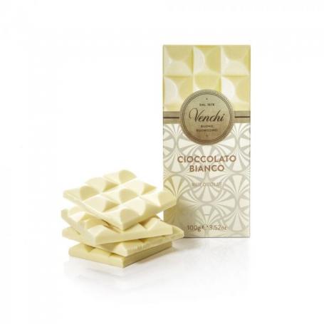 Tavoletta Di Cioccolato Bianco, 100 gr