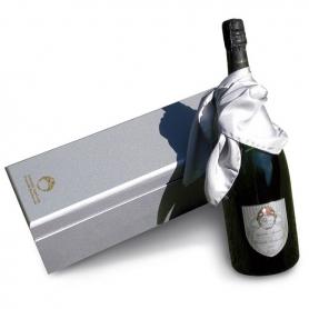 Fratelli Berlucchi Franciacorta - Schaum Saten, l. 0,75 1 Flasche Beutel.