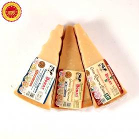 Parmigiano Reggiano DOP - Degustazione tre stagionature