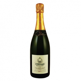 The Mosnel - Spumante Brut Franciacorta, l. 0.75 1 bottle pouch.