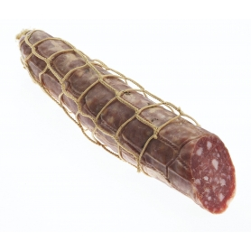 Salami of pure goose, 390 gr - Jolanda de Colo '