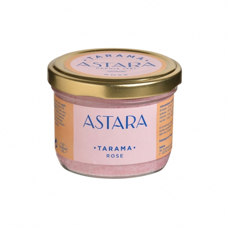 Tarama ROSA - 90 g - ASTARA
