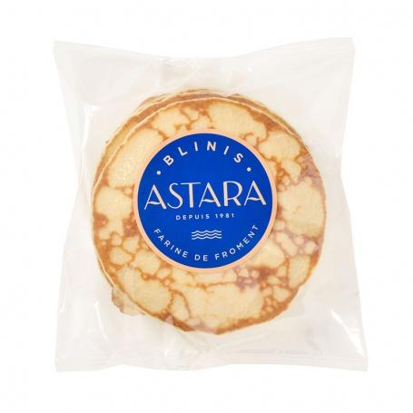 Blinis grandi, confezione da 4 pz. - Astara - Caviale