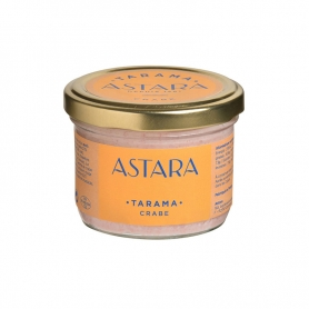 Tarama con polpa di granchio, 90 gr - Astara - Specialità europee