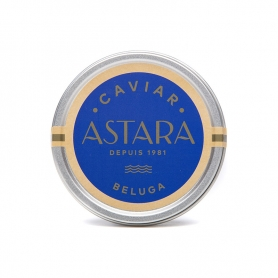 Royal Beluga Caviar, 30 gr - originally from Iran - ASTARA