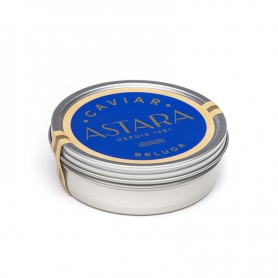 Royal Beluga Caviar, 50 gr - originally from Iran - ASTARA