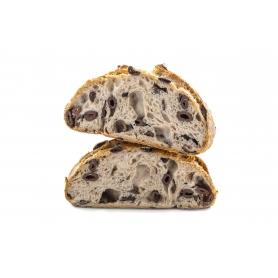 Pane con Olive Taggiasche, 1 kg - Davide Longoni