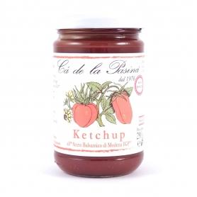 "Ketchup all' ""aceto balsamico di Modena IGP"", 290 gr - Ca' de la Pasina"