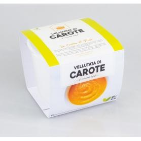 Vellutata di carote al coriandolo tostato, 500 gr - La Cucina di Pina