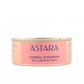 Œufs d'oursin, 68 g - Astara