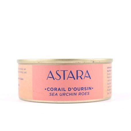 Sea urchin eggs, 68 g - Astara