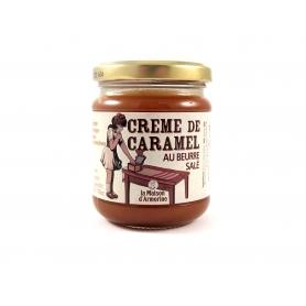 Caramello al burro salato (Crema spalmabile), 220 gr - Maison d'Armorine