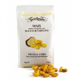 Corn coated with truffle juice, 50 gr - Tartuflanghe