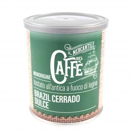 Caffè Moka Brazil Cerrado Dulce Monorigine, 250 gr - Caffè Ronchese