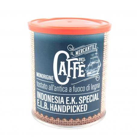 Caffè Moka Indonesia EK Special ELB Monorigine, 250 gr - Caffè Ronchese - Caffè