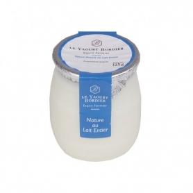 Yogurt Bordier latte intero - 6 PZ