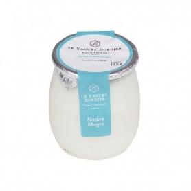Yogurt magro Bordier, 125 gr - 6 PZ
