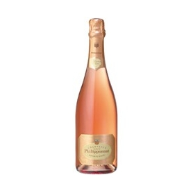 Philipponnat - Champagne Rosé, l. 0,75 1 sachet de bouteille.