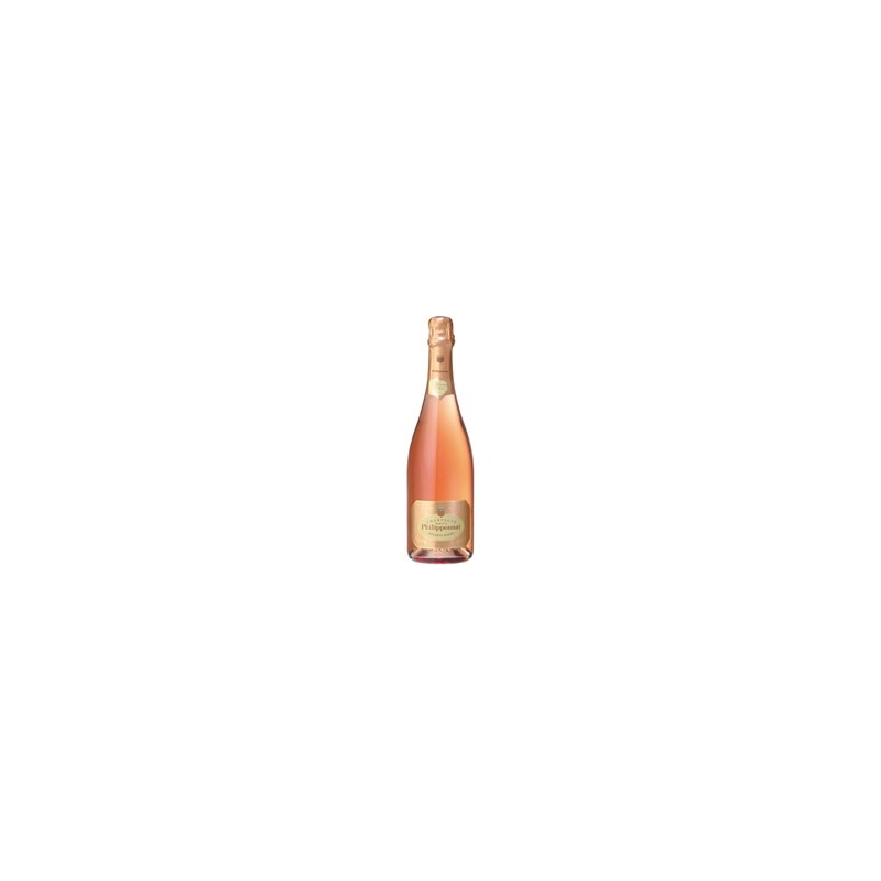 Philipponnat - Champagne Rosé, l. 0,75 1 Flasche Beutel.