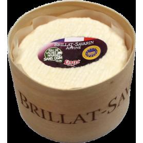 Brillat-Savarin IGP affiné stagionato, latte di vacca, 200g - Lincet