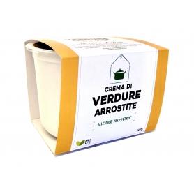 Crema di verdure arrostite, 500 gr - La Cucina di Pina - Minestre, Zuppe, Vellutate