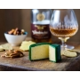 Irish Whiskey & Ginger Cheddar, 200g - Cheshire Cheese Company