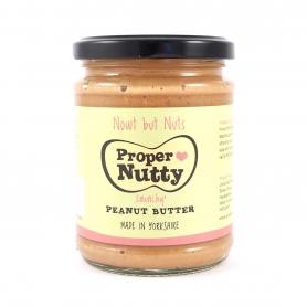 Burro di arachidi, 280 gr - Proper Nutty