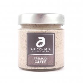 Crema di caffè, 190 gr - Aricchigia