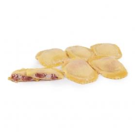 Tortelli fragole e quartirolo chiusi a mano, 400 gr