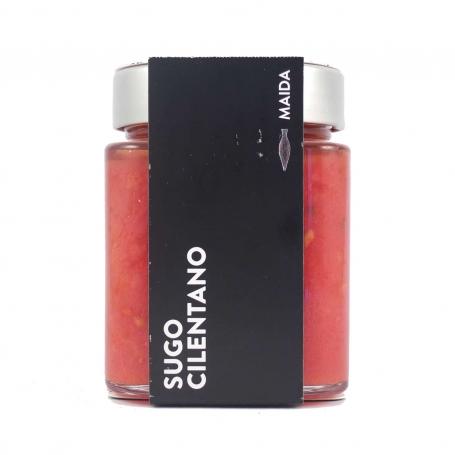 Cilentano sauce, 300g - Maida