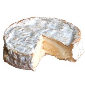 Coulommiers, le lait de vache, 400 gr. - Fromagère de La BRIE